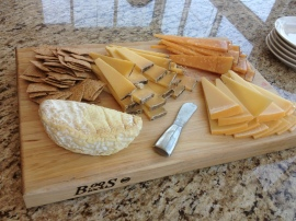 Standard Market Cheese Plate
